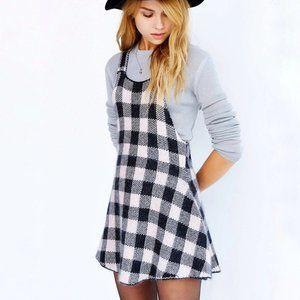 Knitz For Love and Lemons Lumberjack Jumper Dress